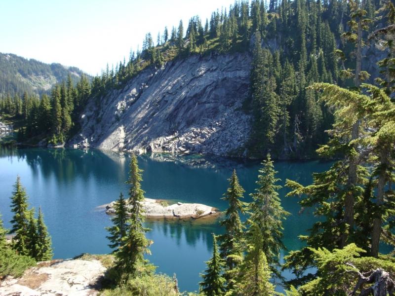 Horseshoe Lake Sep 08