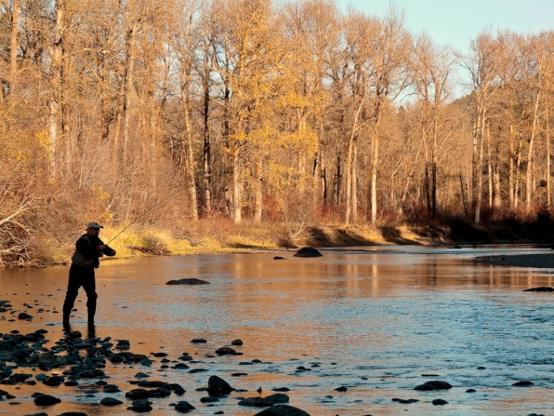 6 EJ wading - Darren Barnes