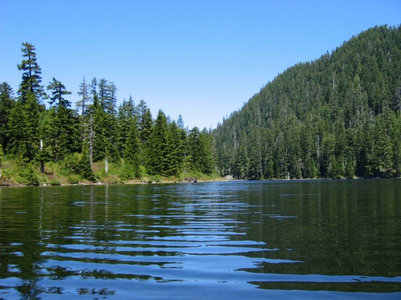 Moolock Lake - Mike Monsos