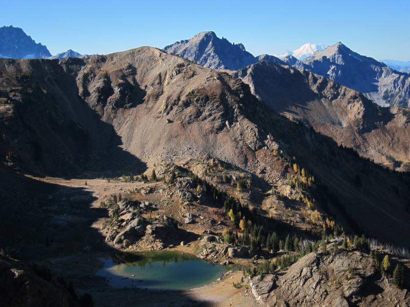 Always Calm - Windy Lake incl Rainier - Weyrick