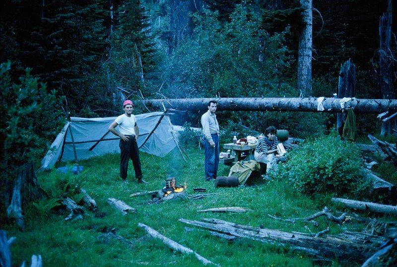 June 1965 - Trail to Black Lake