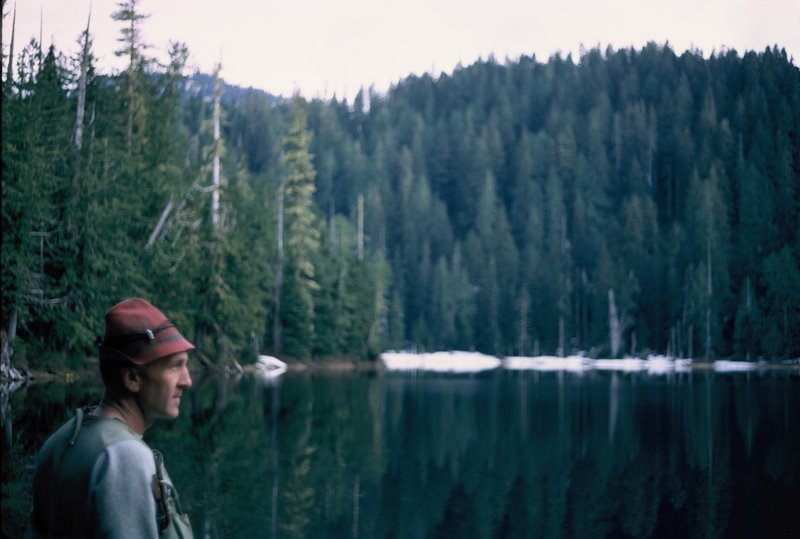 June 1966 -  Boardman Lake