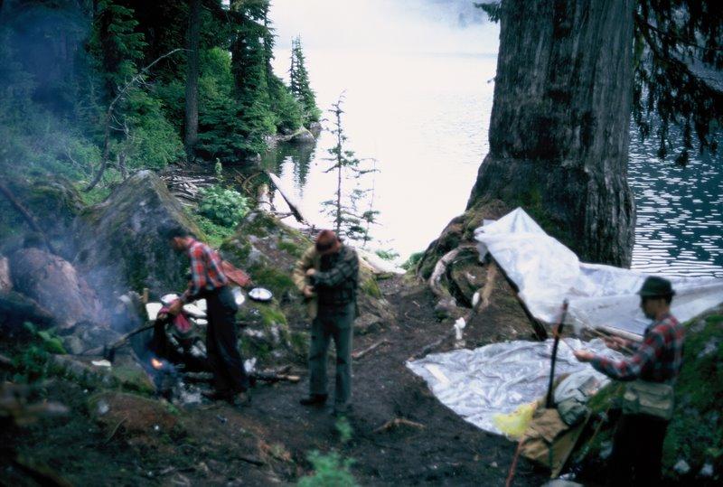 Aug 1966 - Falls Lake