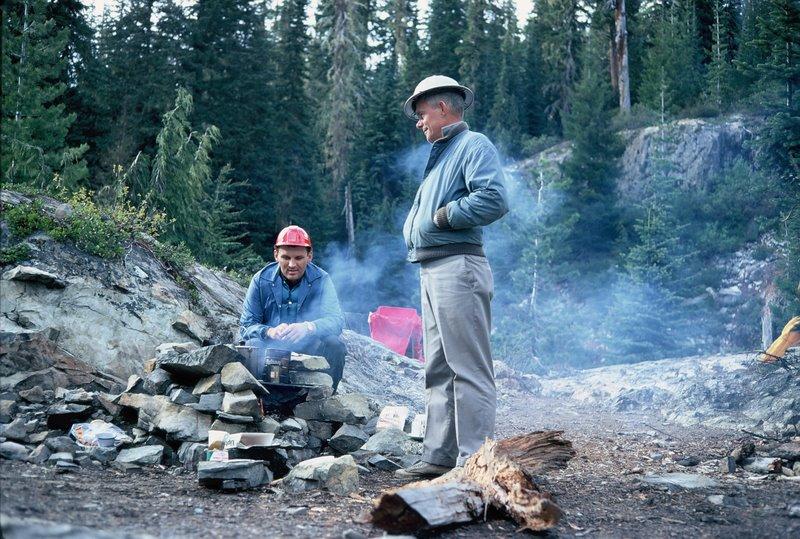 June 1967 - Spade Lake Camp
