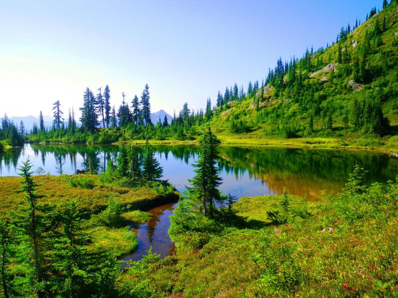 Doug Archambeau Checkout Lake