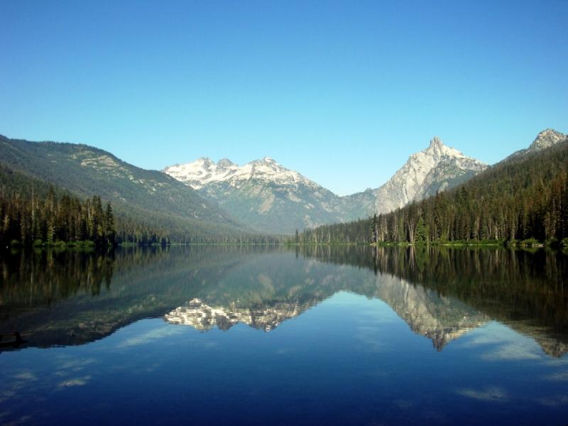 Waptus lake Aug 08