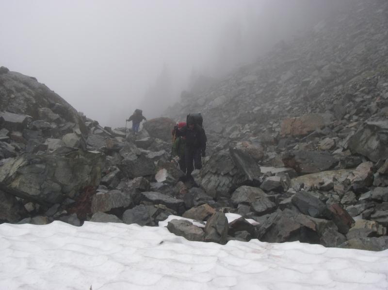 22 Hiking Out - Lance Magnuson