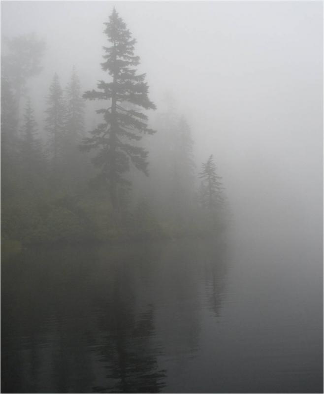 27 Lake Nadeau - Dick Olmstead