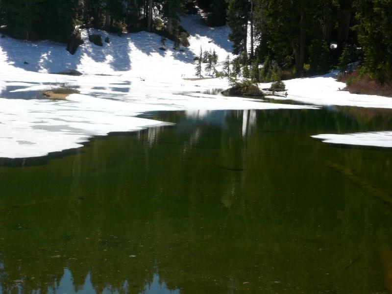 Maloney Lakes July