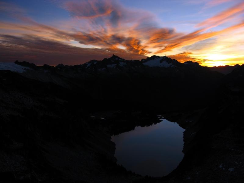 Sunrise Splendor - Joe Leinhard