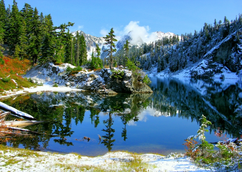 8 Leinhard - Fall Reflections