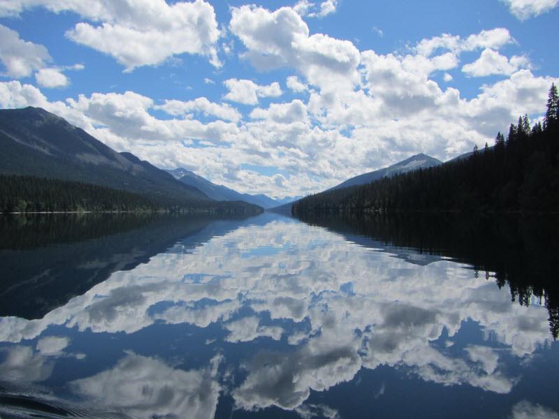 Lake Issac Reflection - Jim Welch