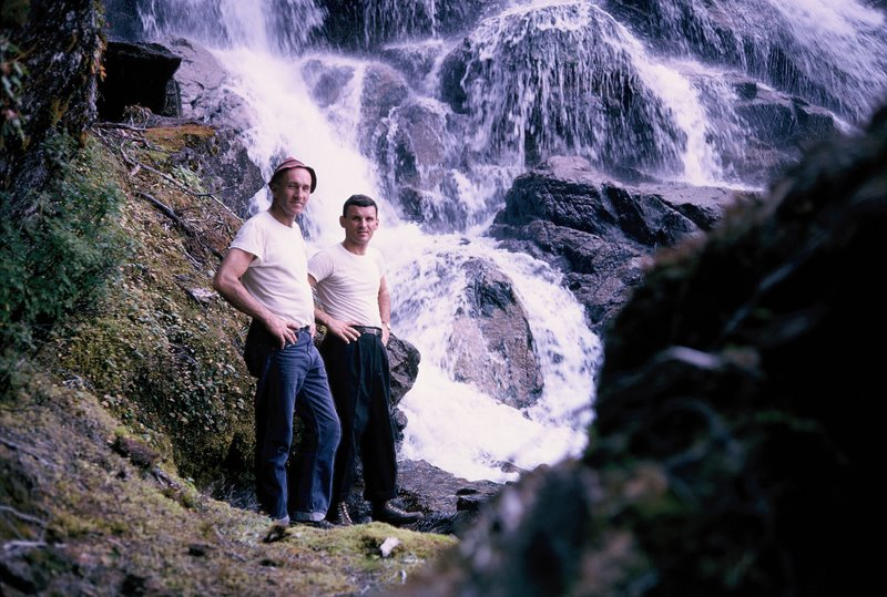 Sep 1965 - Fishing Martin Lake