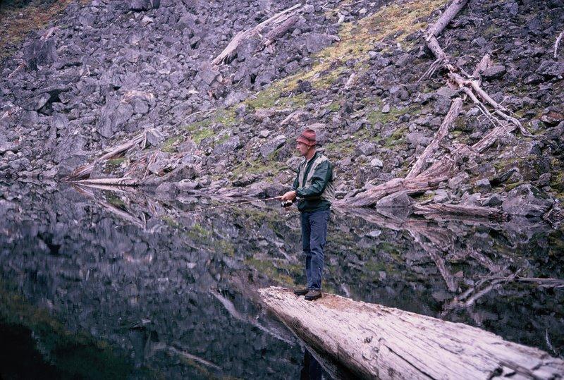 Sep 1965 - Falls Lake Camp