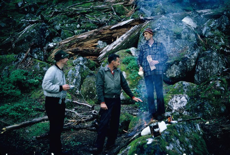 Aug 1966 - Victoria Lake Camp