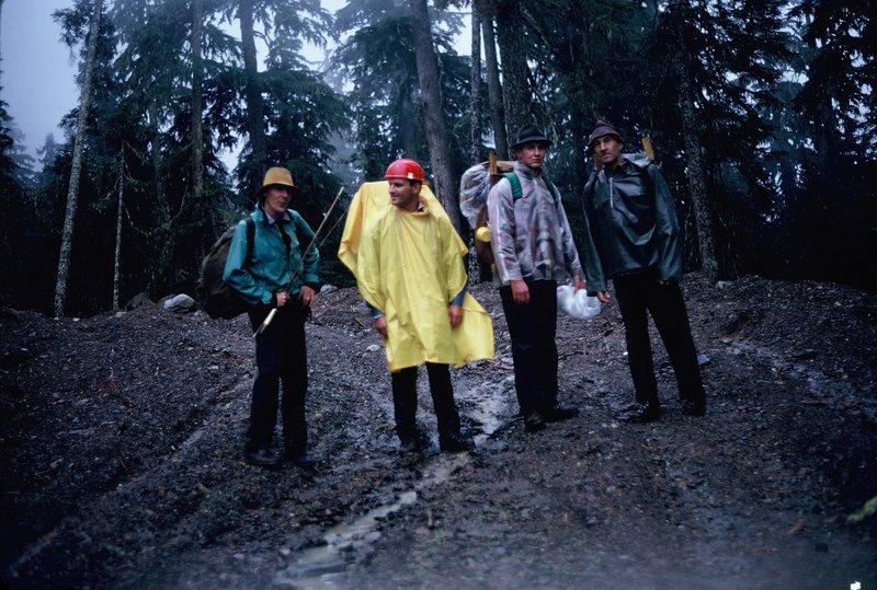 Sep 1967 - Watson Lake Trail