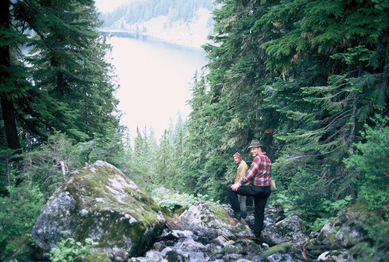 Aug 1968 - Falls Lake Trip