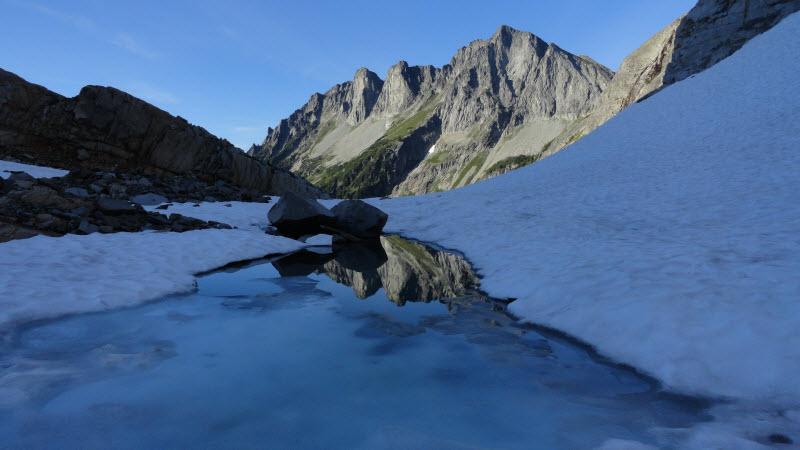 Keith Peter Hineman Glacier